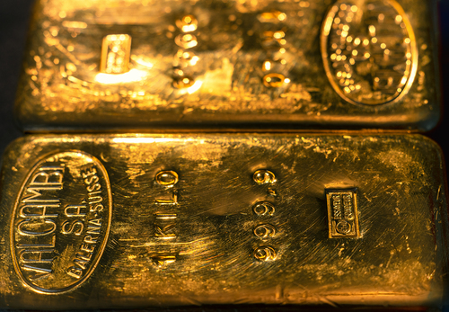 Gold Bars / Plutus, 2020