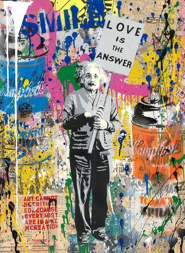 Einstein, 2019 (P103171)