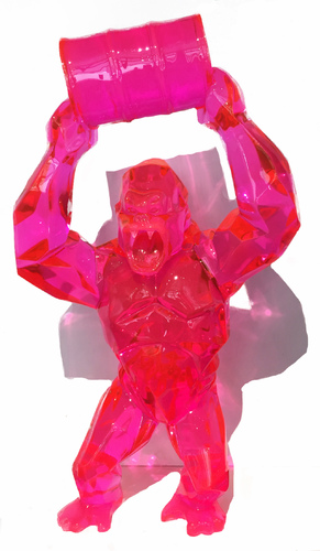 Wild kong au bidon - Pink crystal