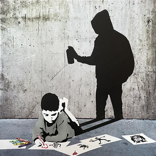 When I Grow Up...(Street Artist) - Série 3