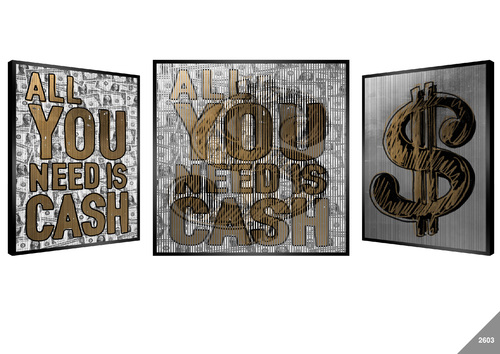 All you need is cash (Dollar)
