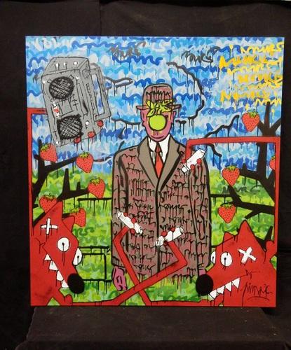 Magritte ghetto Nourf