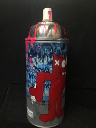 Nourf giant Spray can