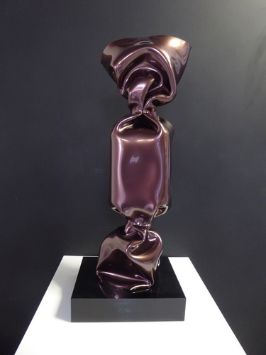 Wrapping Bonbon Chocolat Métallique N°4595, 2018