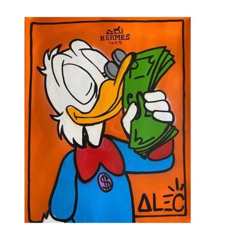 Uncle Scrooge & Dollars