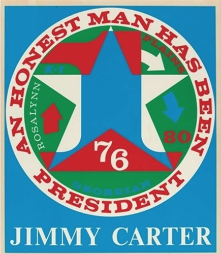An Honest Man Has Been President: A Portrait of Jimmy Carter, 1980