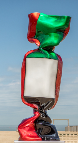 Wrapping Bonbon - Drapeau Emirats Arabes Unis N°1339, 2011
