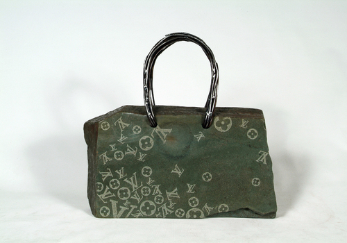Green Duffel Vuitton, 2016
