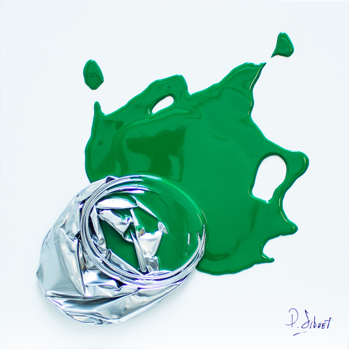 Splat 009 - Vert
