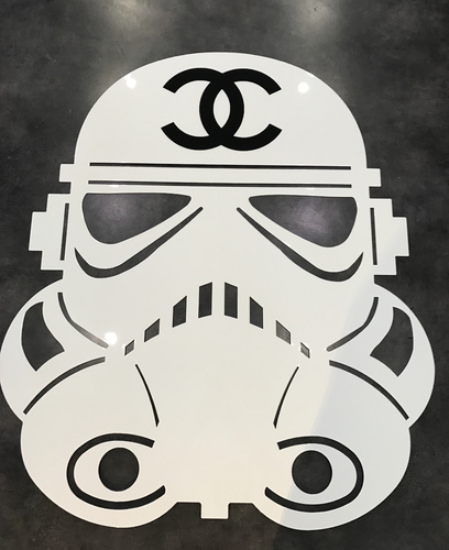 Stormtrooper Luxury, 2017