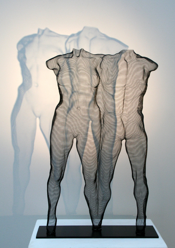 Duo, 2018 (with pedestal)