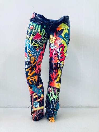 Wild Jeans - Tagué