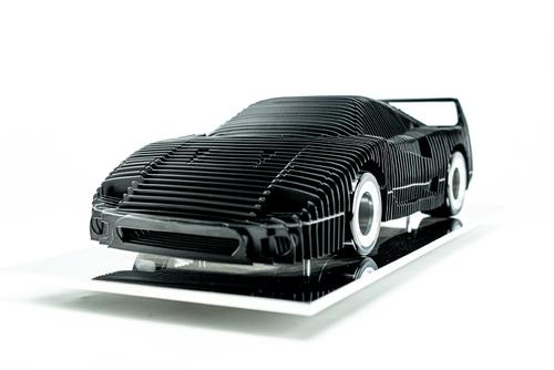 Ferrari F40 noire