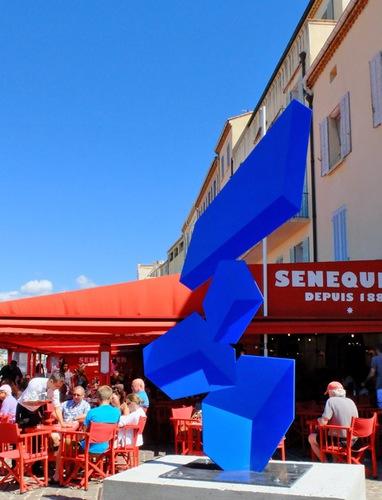 Basculée FM3 - Iridescent Blue