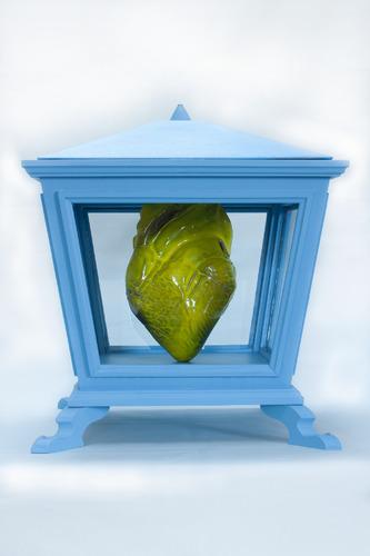 Heart (green), 2018