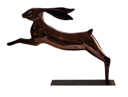 JACK : Lièvre (Bronze - Glossy)