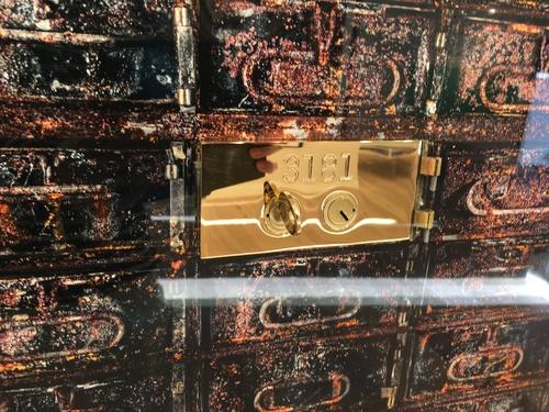 Safe 3181 - Gold
