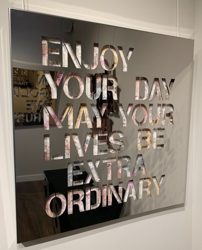 Enjoy - Inox poli miroir