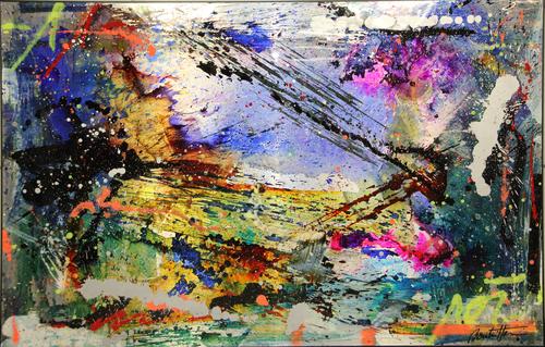 Coraïland abstract