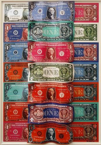 Dollars accumulation