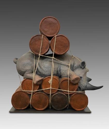 Rhino Petrol Company Moyen