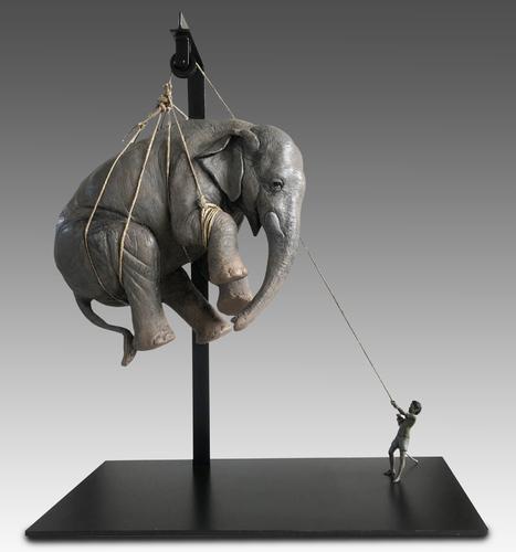 Elia e l'elefante