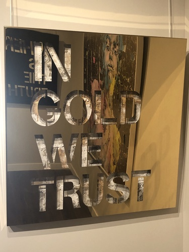 In Gold We Trust - Inox Or