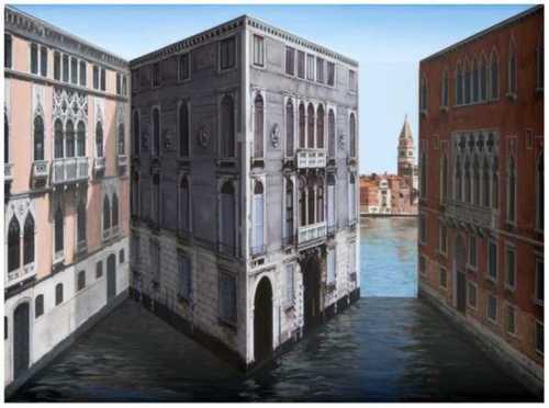 Poignant Palazzo, 2017