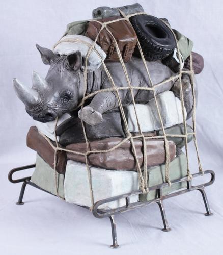 Bagaglio rhino mini