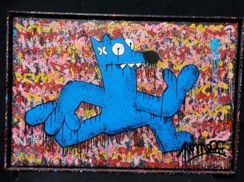Blue nourf