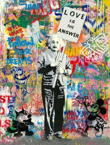 Einstein, 2020 - P104931