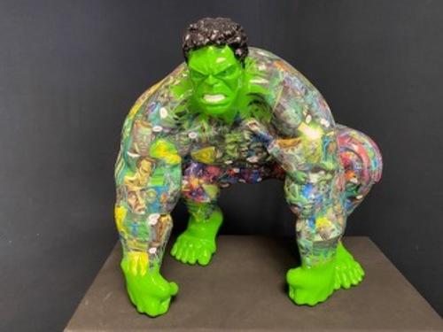 Hulk - Le Tatoué BD (57 cm)