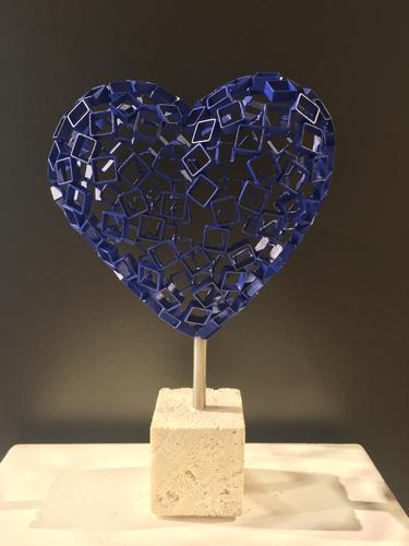 Diamond Love - Blue