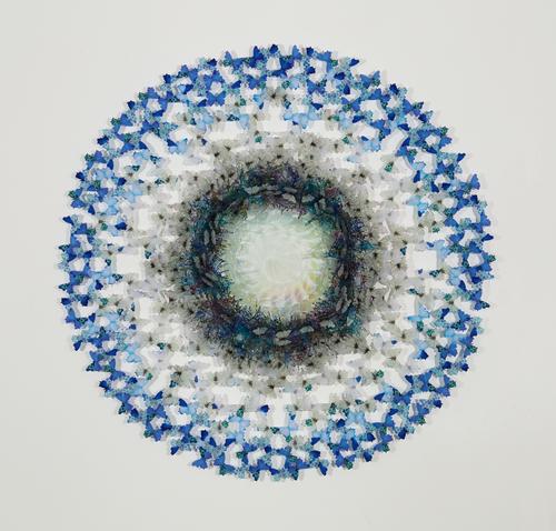 Dreamcatcher white pearl, 2020