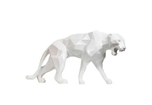 Wild Panther - White