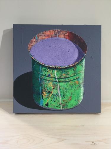 Pot Violet