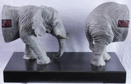 Elefante 1/2