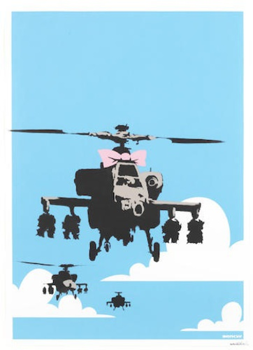 Happy Choppers, 2003 (signed)